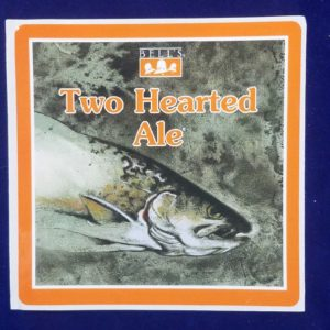 Bell's Two Hearted Ale Vinyl Sticker Decal – Craft Beer – Bell's Brewing