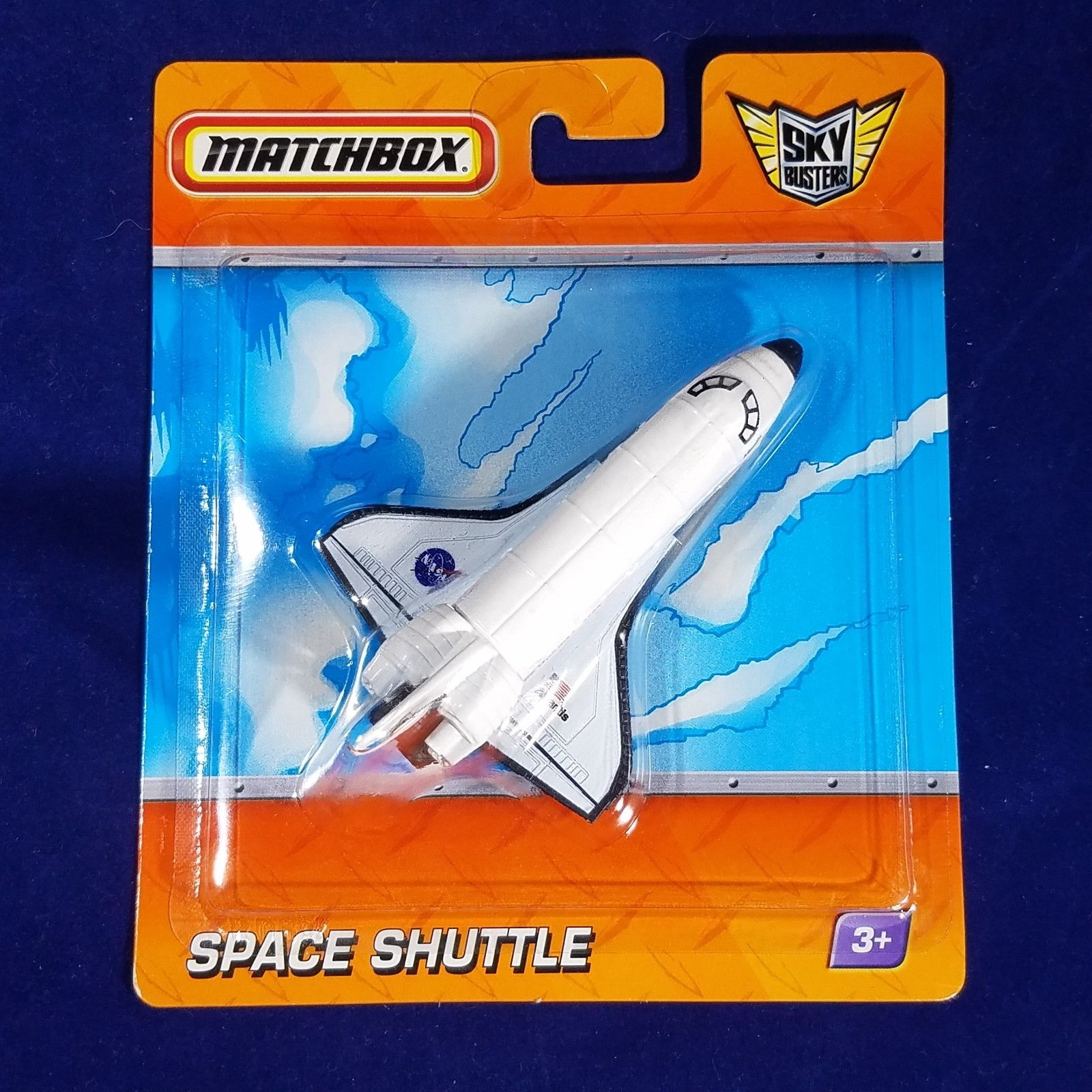 Matchbox Sky Busters Space Shuttle (2010) NASA United States Diecast ...