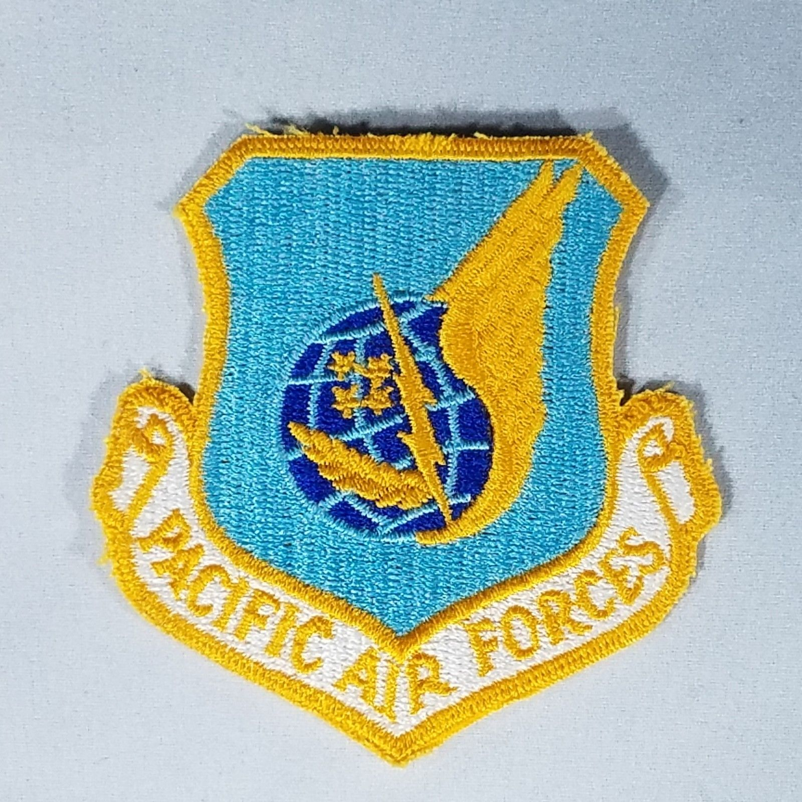 Pacific Air Forces Patch - PACAF - USAF United States Air Force - Military